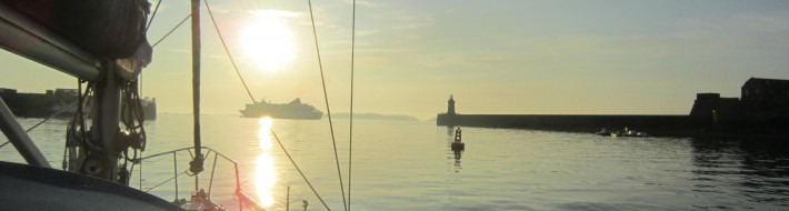 sunrise St Peterport